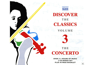 "VARIOUS - Discover the Classics 3 ""Concerto"" - (CD)"