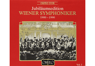 VARIOUS - Jubiläumsedition 1900-90 Wiener Symphoniker Vol.1 - (CD)