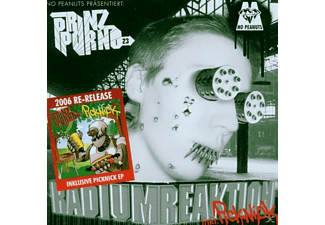 Prinz Porno - Radiumreaktion [CD]
