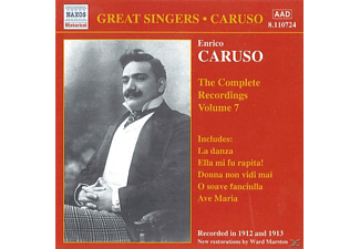 Enrico Caruso - Complete Recordings Vol.7 - (CD)