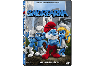 Smurfarna Animation / Tecknat DVD