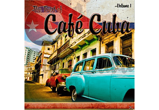 Various - Best Of Cafe Cuba - (CD)