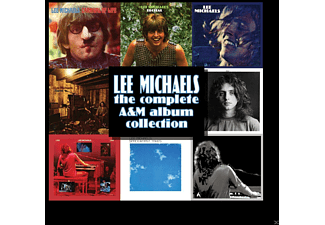Lee Michaels - Complete A&M Album Collection - (CD)