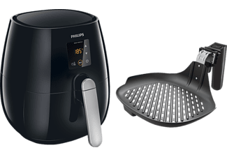 PHILIPS HD9236/20 VivaCollection Friteuse  1400 Watt Schwarz
