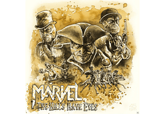 Marvel - The Hills Have Eyes (12inch Mini-Lp) - (Vinyl)
