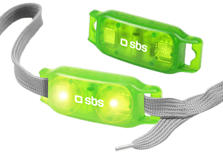 SBS MOBILE Safety Light För Skosnören