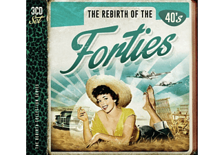 VARIOUS - Rebirth Of The Forties - (CD)
