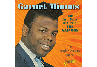 Garnet Mimms - Early Years [CD]
