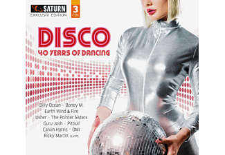 Various - Disco (Saturn Exklusiv) [CD]