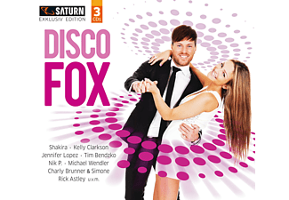 Various - Disco-Fox (Saturn Exklusiv) [CD]