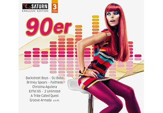 Various - 90s (Saturn Exklusiv) [CD]