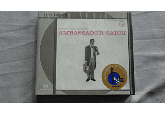 Louis Armstrong And His All Stars - Ambassador Satch - (SACD)