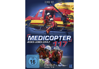 Medicopter 117 - Staffel 7 [DVD]