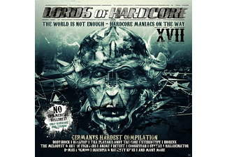 VARIOUS - Lords Of Hardcore Vol.17 [CD]