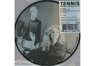 Tennis - Petition / My Better Self - (Vinyl)