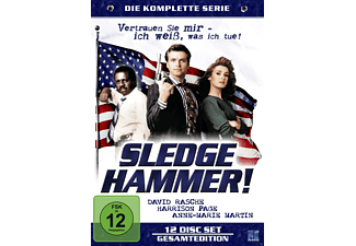 SLEDGE HAMMER - LIMITED SPECIAL EDITION - (DVD)