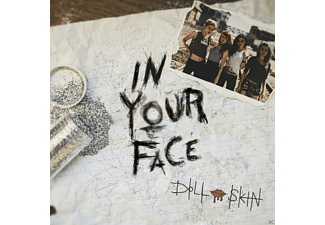 Doll Skin - In Your Face Ep [CD]