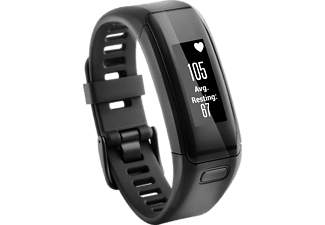 Garmin vivosmart HR WW Black Regular (010-01955-00)