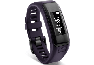 Garmin vivosmart HR WW Purple Regular (010-01955-01)