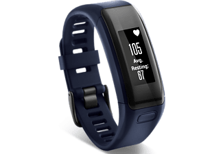Garmin vivosmart HR WW Blue Regular (010-01955-02)