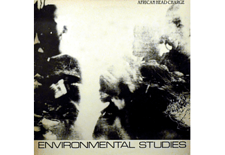 African Head Charge - Environmental Studies [LP + Download]