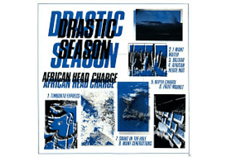 African Head Charge - Drastic Season - ()