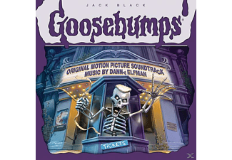 Ost/Various - Goosebumps (Limited Edition) - (Vinyl)