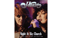 Heart - Night At Sky Church - (Blu-ray)