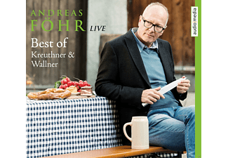 Andreas Föhr - Best of Kreuthner & Wallner Live - (CD)