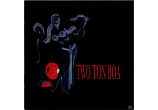 Two Ton Boa - Two Ton Boa - (CD)