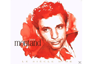 Yves Mont - Yves Montand - Le Siecle D'or - (CD)