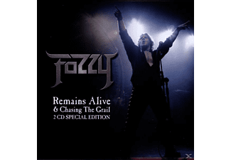 Fozzy - Chasing The Grail & Remains Alive [CD + Bonus-CD]