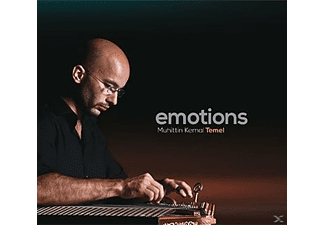 Muhittin Kemal Temel - Emotions [CD]