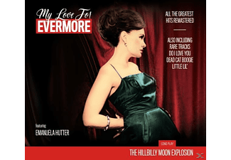 Hillbilly Moon Explosion - My Love For Everymore - (CD)