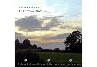 Eckemoff/Eilertsen/Mazur - Forget-me-not - (CD)