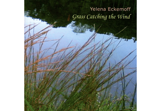 Eckemoff/Vinding/Lund - Grass Catching the Wind - (CD)