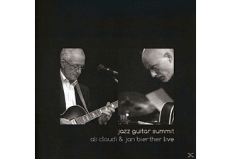 Ali Claudi & Jan Bierther - Jazz Guitar Summit - (CD)