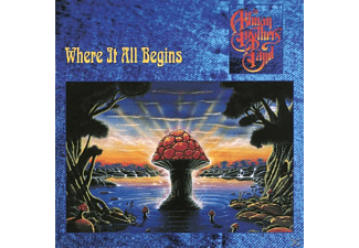 The Allman Brothers Band - Where It All Begins - (Vinyl)