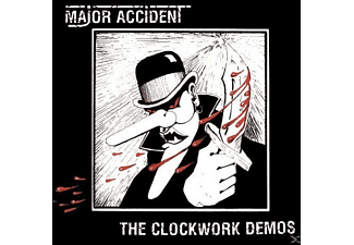 Major Accident - The Clockwork Demos - (Vinyl)