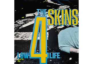 The 4-skins - Low Life - (Vinyl)