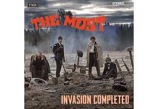 The Most - Invasion Completed [LP + Bonus-CD]