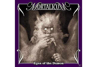 Mortalicum - Eyes Of The Demon - (CD)