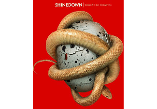 Shinedown - Threat to Survival (Vinyl LP + CD)