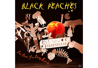 Black Peaches - Get Down You Dirty Rascals - (Vinyl)