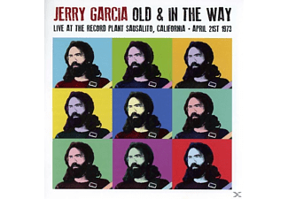 Jerry Garcia - Old & In The Way-Live At The Record Plant Sausal - (CD)