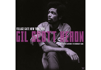 Gil Scott-Heron - Village Gate Nyc 1976 [CD]