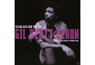 Gil Scott-Heron - Village Gate Nyc 1976 - (CD)