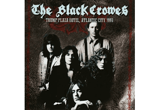 The Black Crowes - Trump Plaza Hotel, Atlantic City 1990 - (CD)
