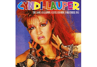Cyndi Lauper - The Agora Ballroom (Cleveland Ohio, 14 Dec.1983) [CD]