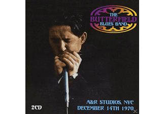 The Paul Butterfield Blues Band - A&R Studios, Nyc, Dec.14th 1970 - (CD)